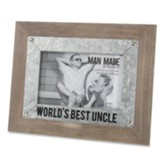 World's Best Uncle, Picture Frame