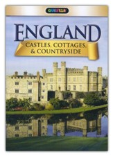 England: Castles, Cottage and Countryside - DVD