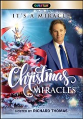 Christmas Miracles, DVD