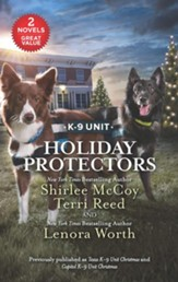 Holiday Protectors: Texas K-9 Unit Christmas and Capitol K-9 Unit Christmas