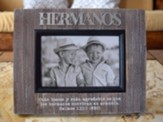 Portaretrato - Hermanos  (Brothers Photo Frame, Spanish)