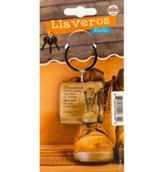 Llavero - Bienaventurado  (Blessed Who Fear, Keychain, Spanish)