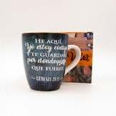 Yo Estoy Contigo, Taza, Coleccion Hombres de Valor  (I Am with You, Mug, Men of Courage Collection, Spanish)