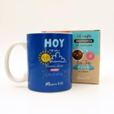 Hoy es un buen dia, Taza, Coleccion Comparte  (Today Is A Good Day, Mug, Share Collection, Spanish)
