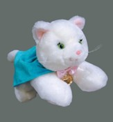 Music for Little Mozarts: Clara Schumann Plush Cat