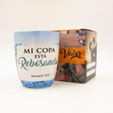 Copa Rebosando, Taza, Coleccion Hombres de Valor  (Overflowing Cup, Mug, Men of Courage Collection, Spanish)
