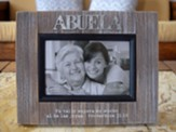 Portaretrato - Abuela  (Grandmother Photo Frame, Spanish)