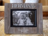 Portaretrato - Hermanas  (Sisters Photo Frame, Spanish)