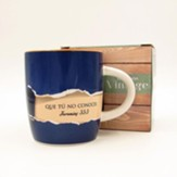Clama a Mi, Taza, Coleccion Vintage  (Call to Me, Vintage Collection, Spanish)