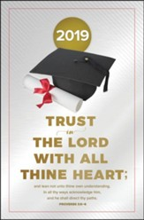 Trust in The Lord 2019 (Proverbs 3:5-6, KJV) Bulletins, 100