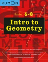 Intro to Geometry, Grades 6-8