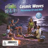 Miraculous Mission: Cosmic Waves Passalong CD & DVD