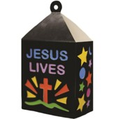 Miraculous Mission: Jesus Lives Lantern Craft (pkg. of 12)