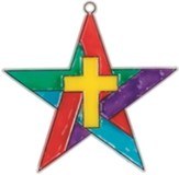 Miraculous Mission: Stars in the Sky Suncatcher Craft (pkg. of 12)
