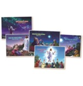 Miraculous Mission: Bible Story Posters (pkg. of 5)