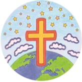 Miraculous Mission: Jesus Reigns Flyer Craft (pkg. of 12)