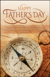 Train Up a Child (Proverbs 22:6, NKJV) Father's Day  Bulletins, 100