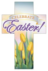 Celebrate Easter! (1 Peter 1:3, NIV) Cross Bookmarks, 25