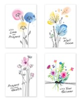 Simple Wishes (NIV) Box of 12 Get Well Cards