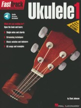 Fasttrack Ukelele Method Vol. 1- Book + Online Access