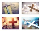 At the Cross (NIV) Box of 12 Praying for You Cards