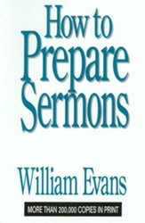 How to Prepare Sermons - eBook