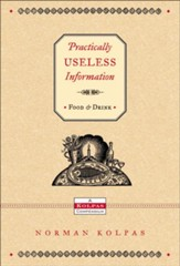 Practically Useless Information on Food and Drink - eBook