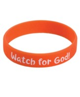 Roar: Watch For God Wristbands (pkg. of 10)