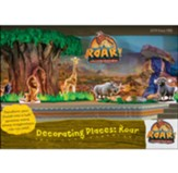 Roar: Decorating Places DVD