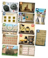 Athens: Marketplace Shops Poster Pack (set of 12)