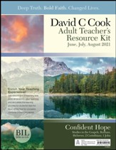 Bible-in-Life: Adult Comprehensive Bible Study Teacher's Resource Kit , Summer 2021