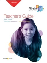 Bible-in-Life: Elementary Teacher's Guide, Fall 2019