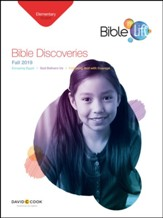 Bible-in-Life: Elementary Bible Discoveries (Student Book), Fall 2019