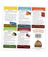 Roar: Try this at Home Sticker Sheets (pkg. of 10 sheets)