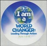 World Changers: Stickers (pkg. of 50)