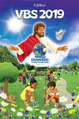 World Changers: Postcards (pkg. of 50)