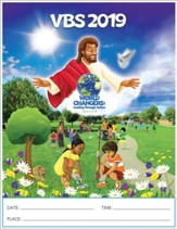 World Changers: Flyers (pkg. of 50)