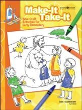 Bible-in-Life: Early Elementary Make It Take It (Craft Book), Fall 2019