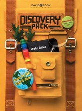 Bible-in-Life: Elementary Discovery Pack (Craft Book), Fall 2018