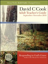 Bible-in-Life: Adult Teacher's Guide, Fall 2019