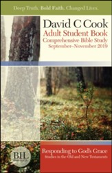 Bible-in-Life: Adult Student Book, Fall 2019