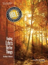 Bible-in-Life/Echoes: Understanding the Bible Leader's Guide, Fall 2018