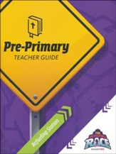 The Incredible Race: Pre-Primary Teacher Guide with DVD-Rom