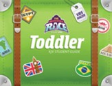 The Incredible Race: Toddler Student Guide, KJV (pkg. of 10)