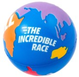 The Incredible Race: Foam Globe