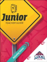 The Incredible Race: Junior Teacher Guide with DVD-Rom