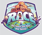 The Incredible Race: Student Iron-On Logo (pkg. of 10)