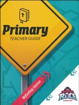 The Incredible Race: Primary Teacher Guide with DVD-Rom