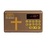 Wonder Bible, The Talking Bible Audio Player, The Message Edition