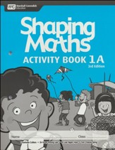 Shaping Maths Activity Book 1A (3rd  Edition)